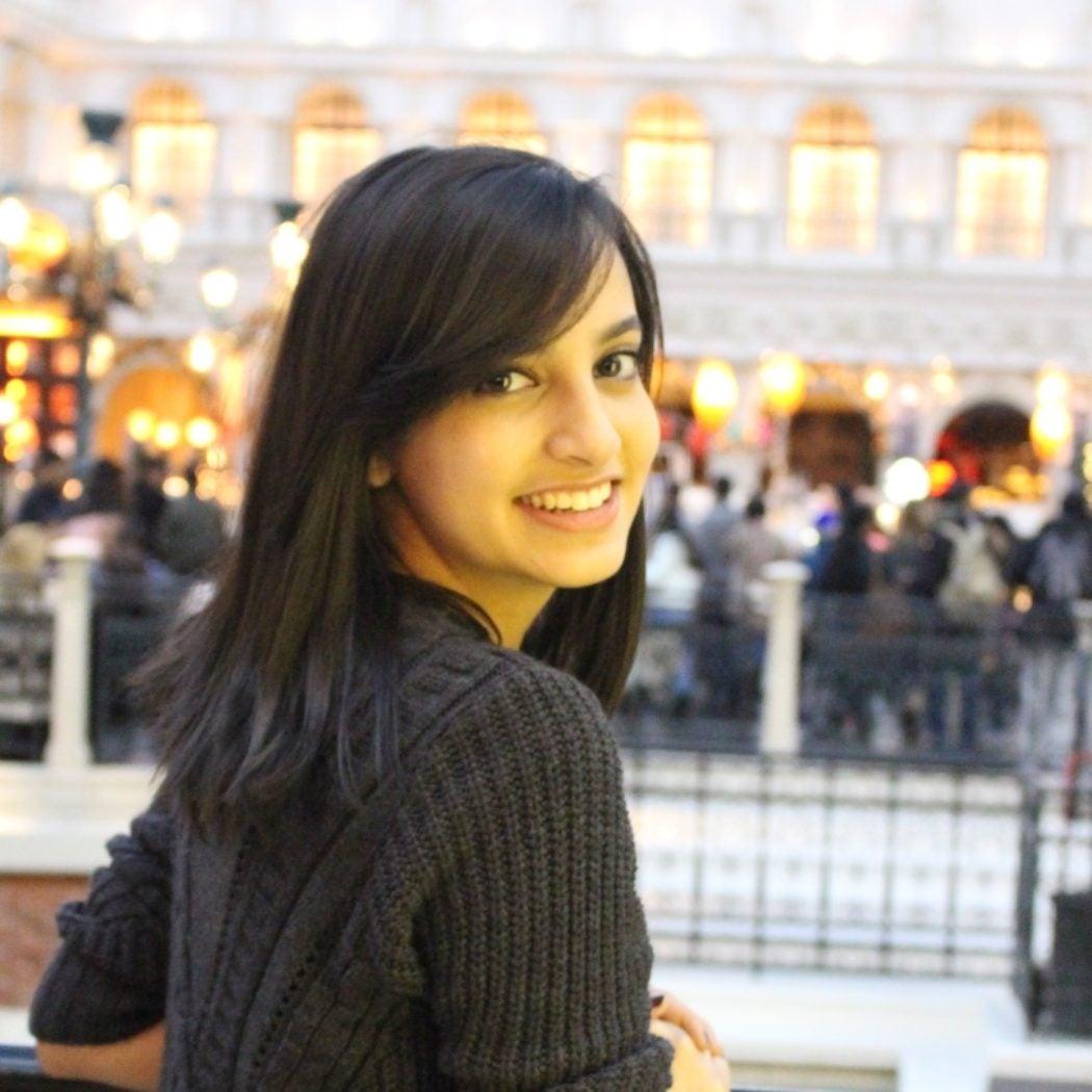Saisha Mediratta